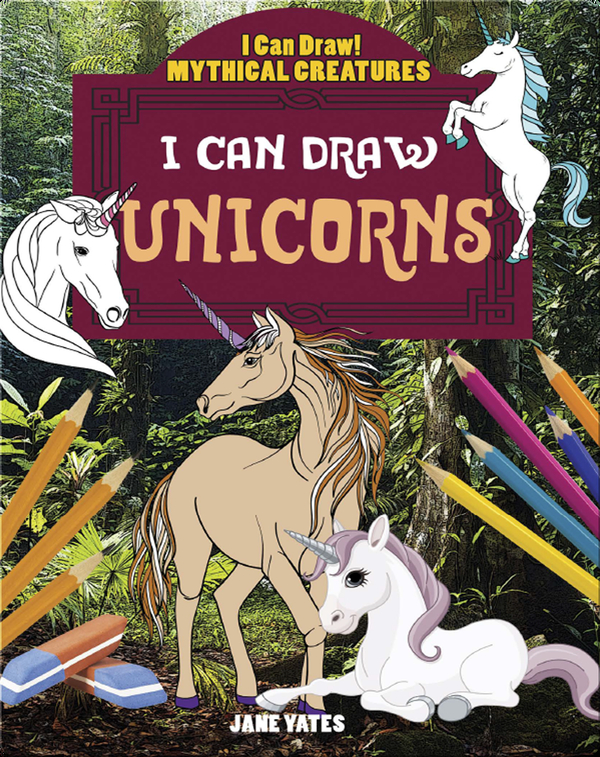 I Can Draw Unicorns