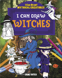 I Can Draw Witches