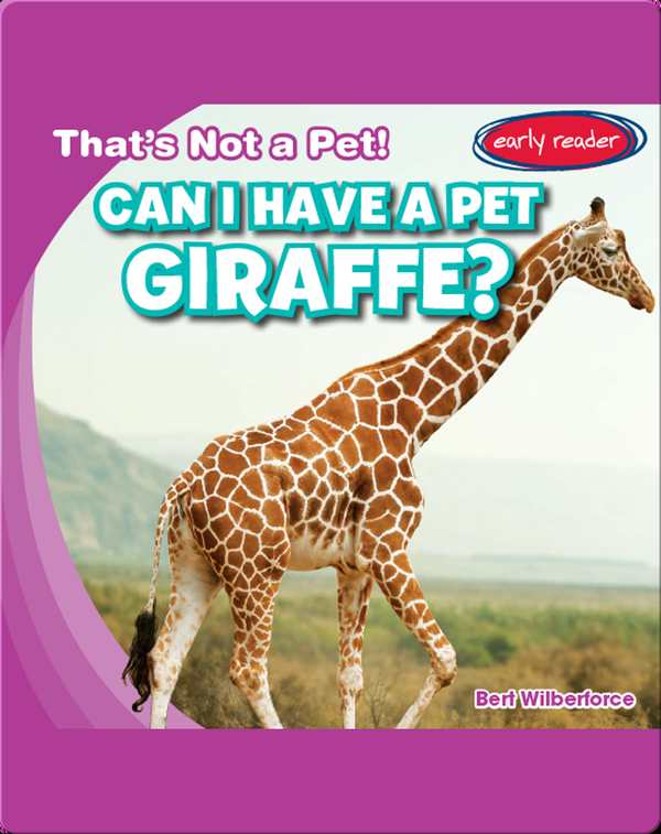 Can I Have a Pet Giraffe?