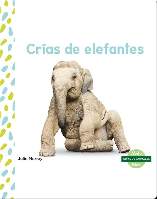 Crías de elefantes