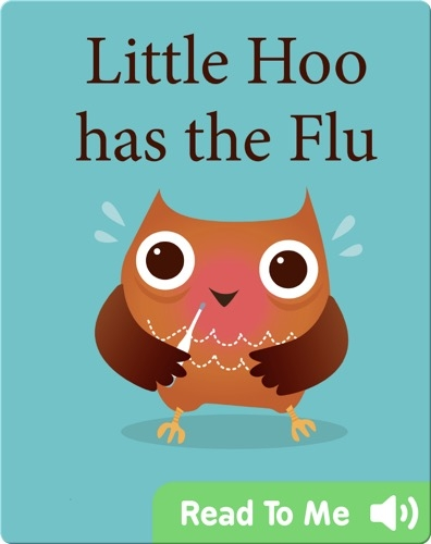 Little Hoo has the Flu