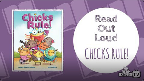 Read Out Loud: Chicks Rule!