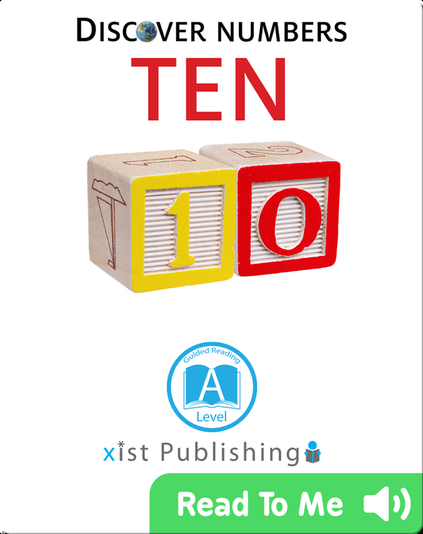 Discover Numbers: Ten