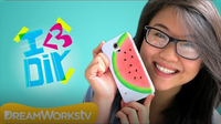 Watermelon Phone Case with Coolricebunnies | I ♥ DIY