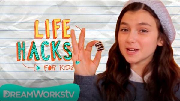 Snack Hacks I LIFE HACKS FOR KIDS