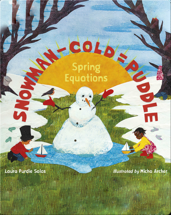 Snowman - Cold = Puddle