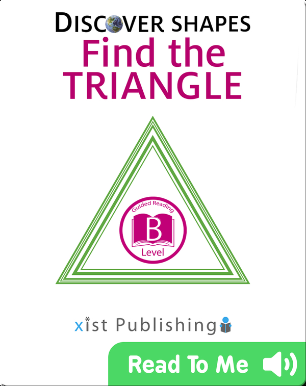 Discover Shapes: Find the Triangle
