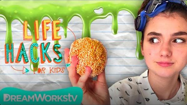 Slime Time Hacks | LIFE HACKS FOR KIDS