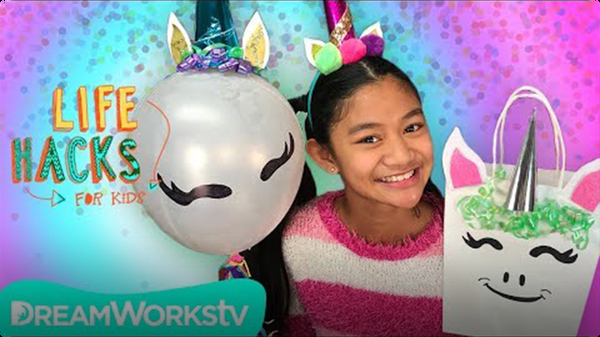 Unicorn Party Hacks | LIFE HACKS FOR KIDS