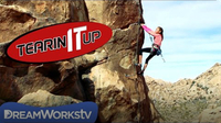 Rock Climbing Siblings Living on the Edge | TEARIN' IT UP