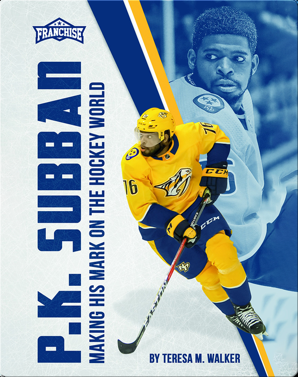 P.K. Subban: Making his Mark on the Hockey World