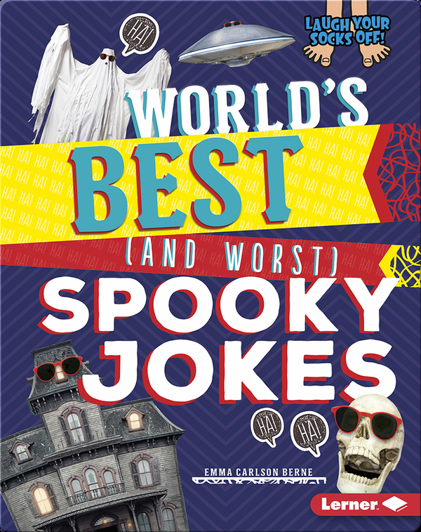World's Best (and Worst) Spooky Jokes