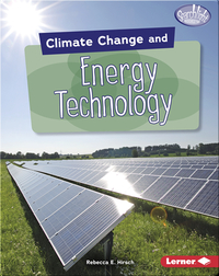 Climate Change and Energy Technology