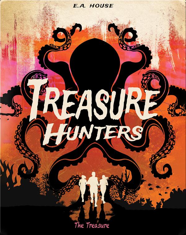 Treasure Hunters #6: The Treasure