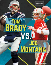Tom Brady vs. Joe Montana