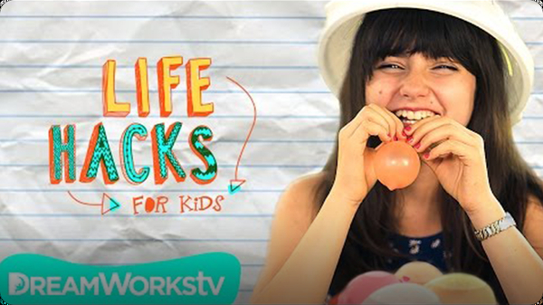Backyard Game Hacks | LIFE HACKS FOR KIDS