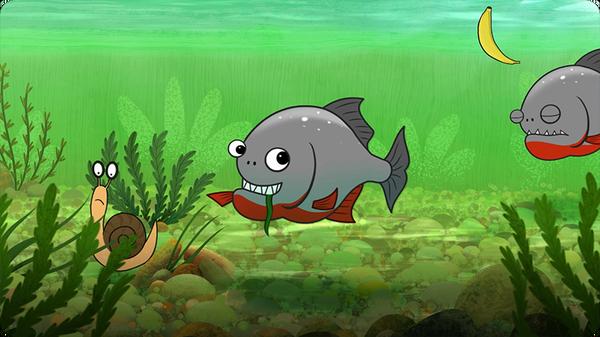 I'm A Piranha