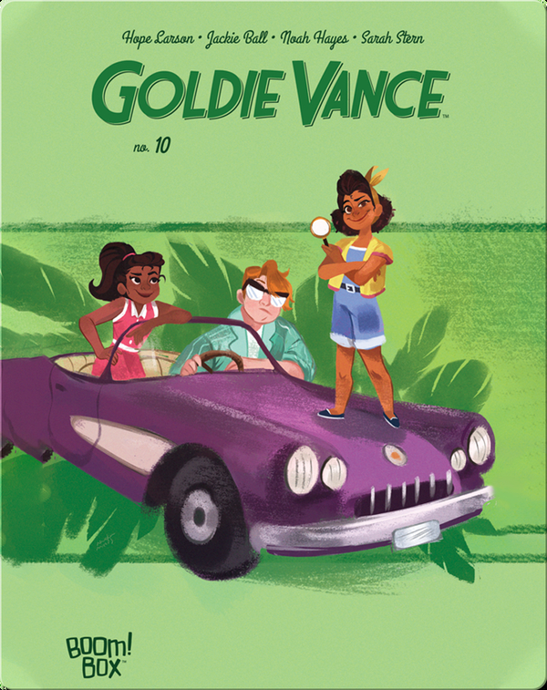 Goldie Vance No. 10