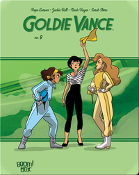 Goldie Vance No. 9