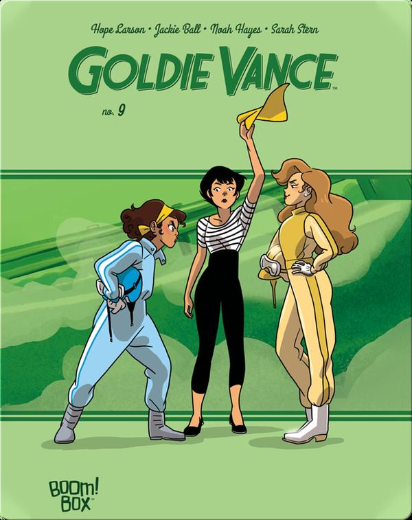 Goldie Vance No. 9