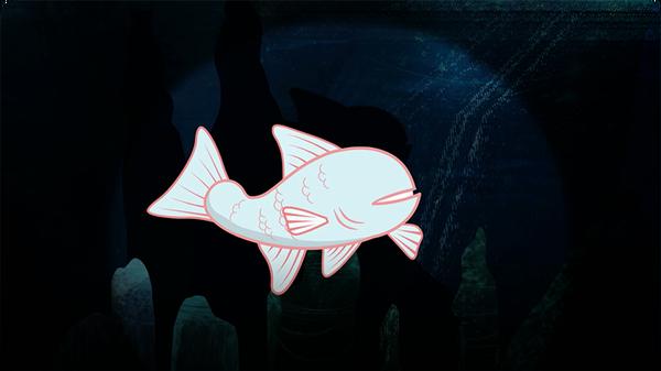 I'm A Cave Fish