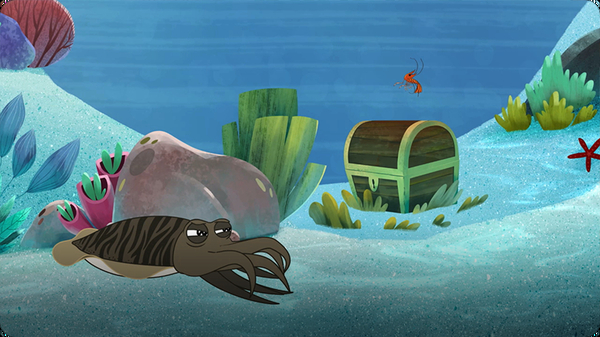 I'm A Cuttlefish