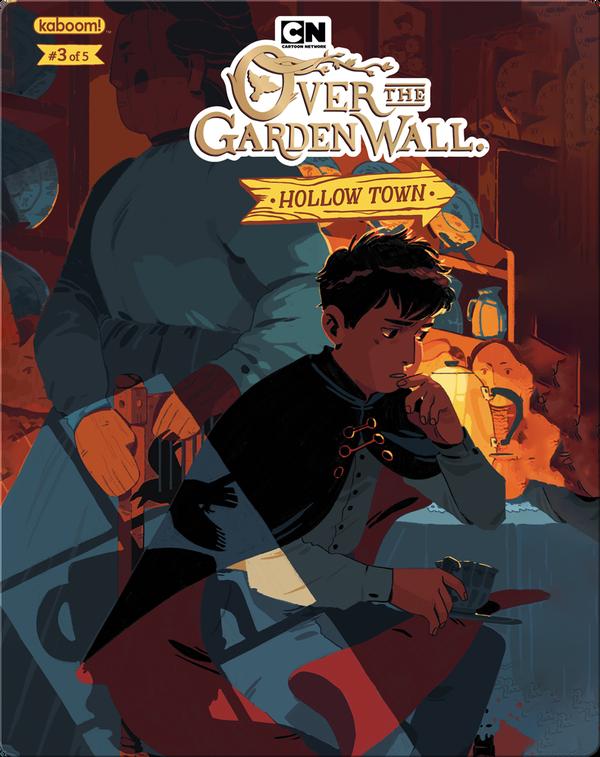 Over the Garden Wall: Hollow Town No. 3