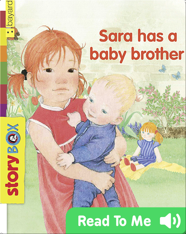 Sara Has a Baby Brother