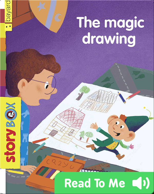 The Magic Drawing