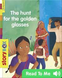 The Hunt for the Golden Glasses