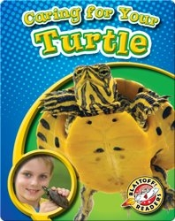 Caring For Your Turtle: Pet Care Library