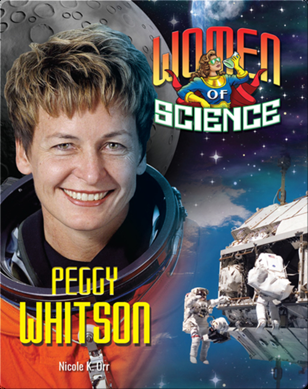 Women of Science: Peggy Whitson
