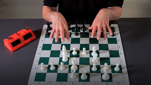 10 Golden Moves of Chess