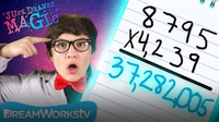 Genius Human Calculator Trick | JUNK DRAWER MAGIC