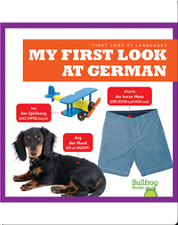 My First Look at German