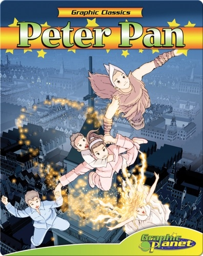 Graphic Classics: Peter Pan