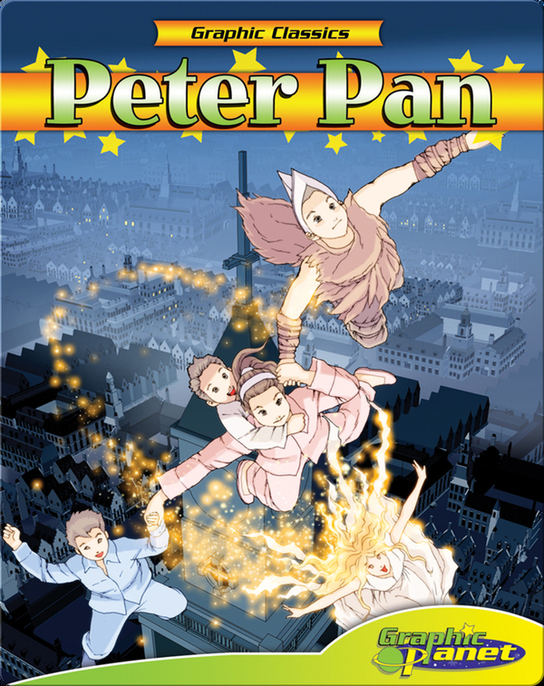 Graphic Classics: Peter Pan