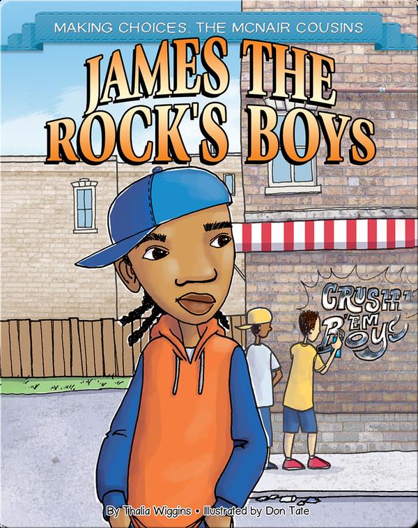 James the Rock's Boys