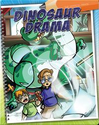 The Mystical Pencil: Dinosaur Drama