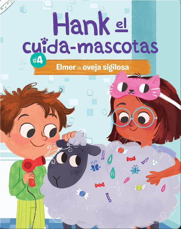 #4: Elmer la Oveja Sigilosa (Elmer the Very Sneaky Sheep)