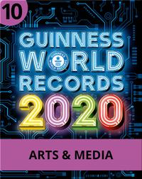 Guinness World Records 2020: Arts & Media