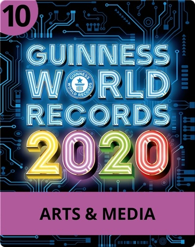 Guinness World Records 2020: Arts & Media