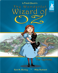 Wizard of Oz Tale #1 The Cyclone