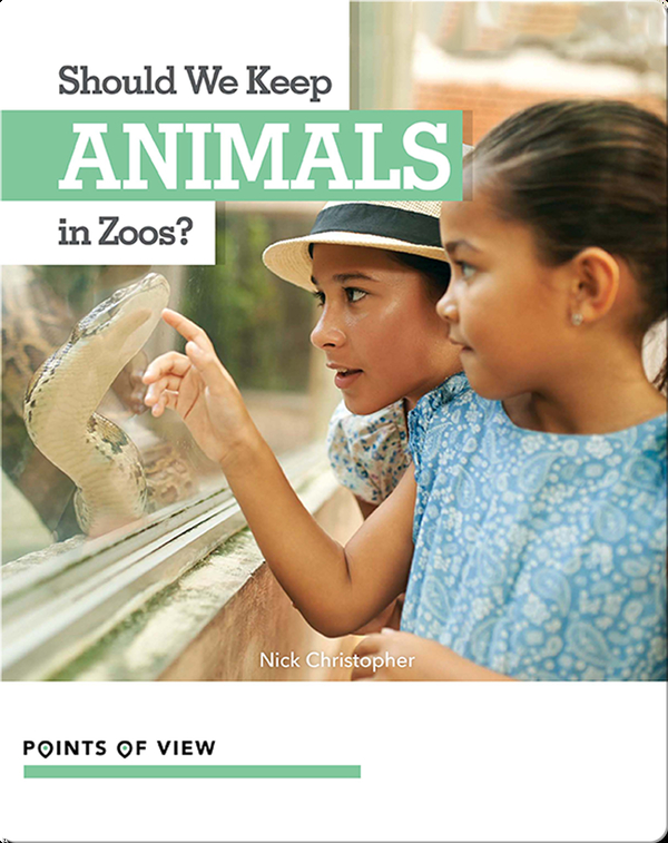 Should We Keep Animals in Zoos?