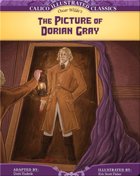 Calico Illustrated Classics: Picture of Dorian Gray