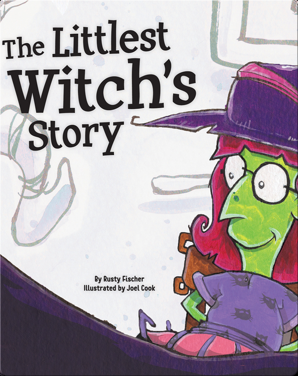 Littlest Witch's Story