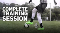 Watch a Pro's Full Individual Training Session
