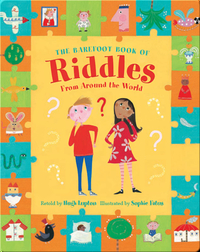 The Barefoot Book of Riddles From Around the World