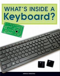Take It Apart: What's Inside a Keyboard?