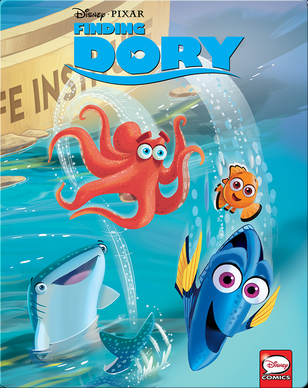 Disney and Pixar Movies: Finding Dory